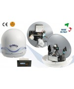 MARS 4skew - Satellite TV Antenna with automatic skew, 4 outputs, 60cm