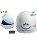 MARS 4 - ANTENA TV DE SATÉLITE - 60cm - 4 SALIDAS - FULL HD DVB-S2