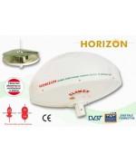 HORIZON - ANTENA DE TV DIRECTIVA PARA CAMPER - 37cm diam
