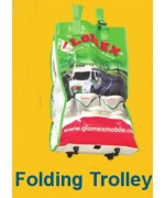 GLOMEX MOBILE FORDABLE TROLLEY