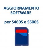 AGGIORNAMENTO SOFTWARE SATELLITE HOTBIRD PER ANTENNE SATELLITARI S460S E S500S CON SD CARD